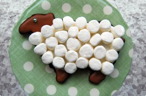 Cookie Decorating: Woolly Sheep
