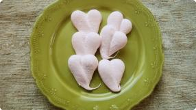 Rose-Scented Marshmallows