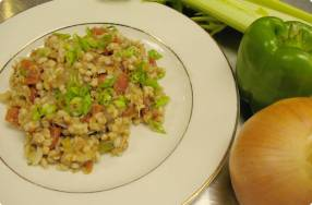 Heart Healthy Jambalaya