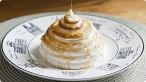 Honey Baked Alaska