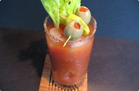 Brooke's Bloody Mary
