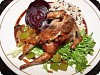 Pan-Seared Quail